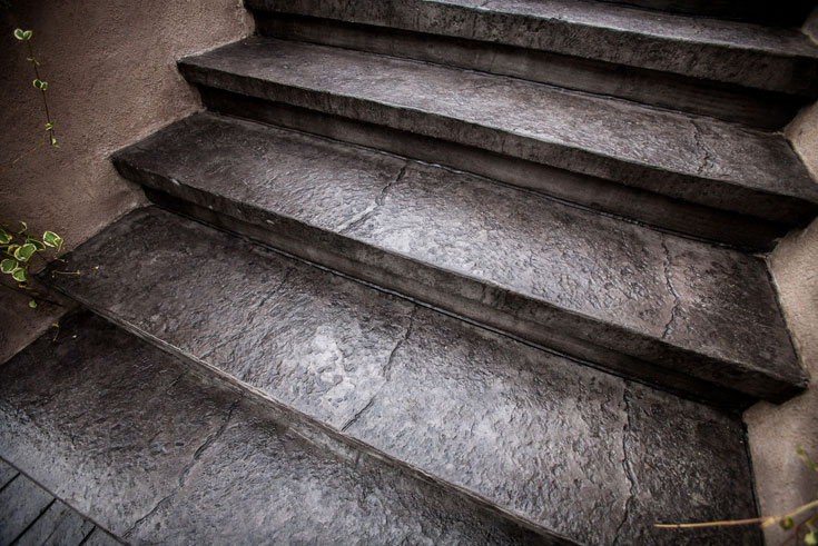 stamped concrete patio with stairs. Contemporary Patio Stamped Concrete On The Patio PMC_Blog_Gallery_13 PMC_Blog_Gallery_10 For Stamped Concrete Patio With Stairs